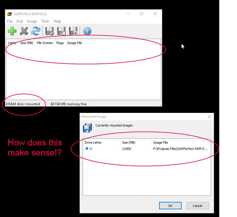 Ssh RAMDisk Tool Here